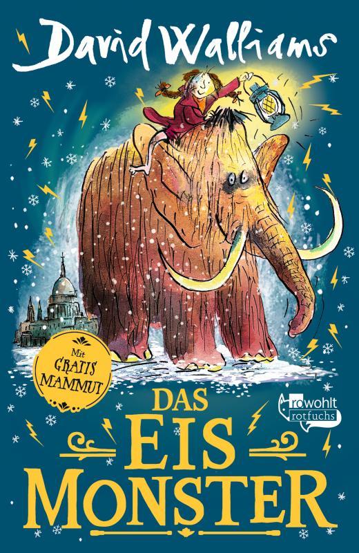 Cover-Bild Das Eismonster