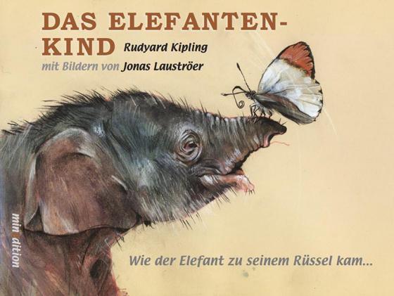 Cover-Bild Das Elefantenkind