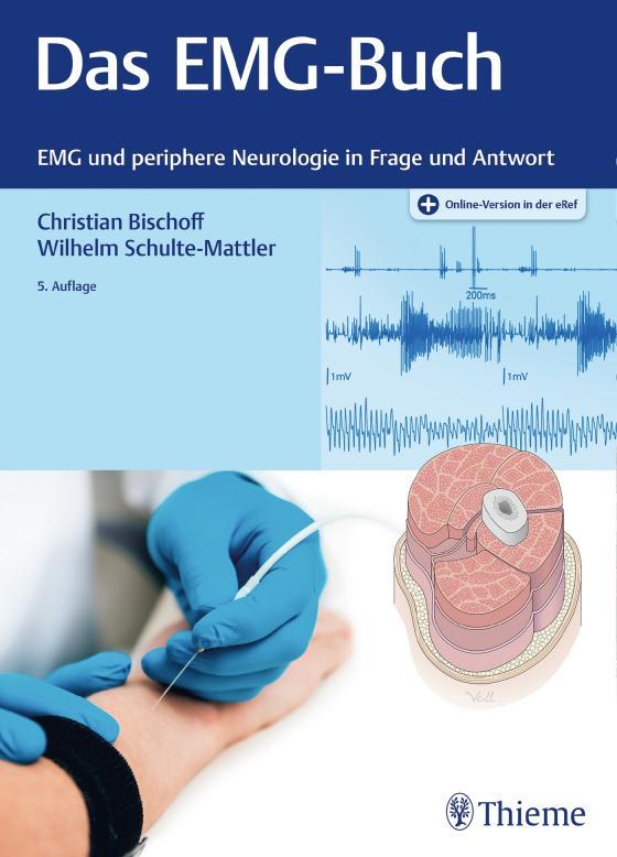 Cover-Bild Das EMG-Buch
