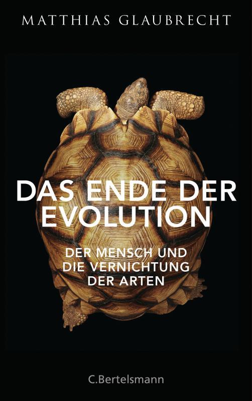 Cover-Bild Das Ende der Evolution