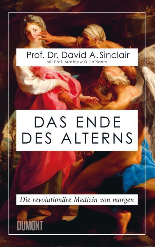 Cover-Bild Das Ende des Alterns
