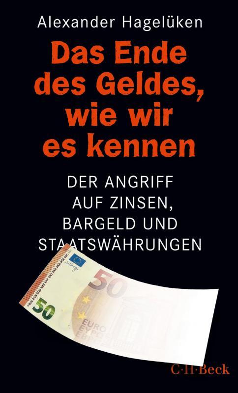 Cover-Bild Das Ende des Geldes, wie wir es kennen