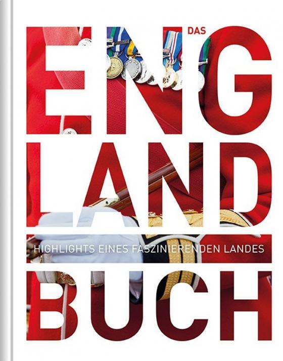 Cover-Bild Das England Buch