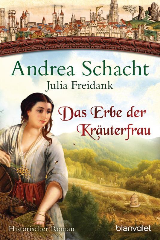 Cover-Bild Das Erbe der Kräuterfrau