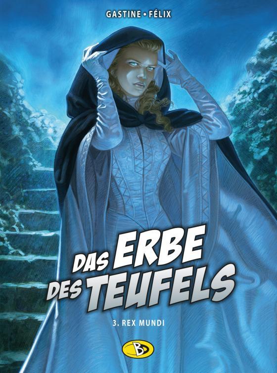 Cover-Bild Das Erbe des Teufels #3