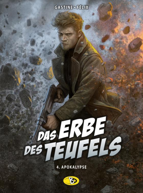 Cover-Bild Das Erbe des Teufels #4