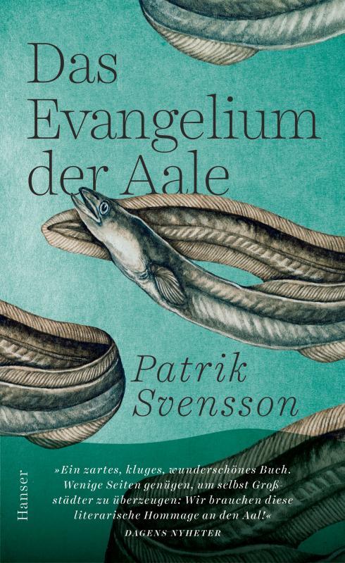Cover-Bild Das Evangelium der Aale