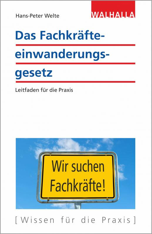 Cover-Bild Das Fachkräfteeinwanderungsgesetz