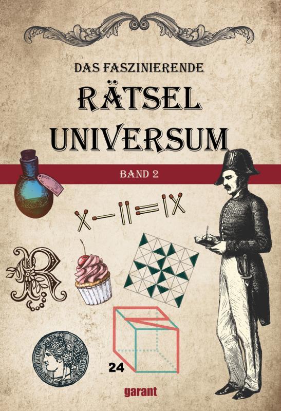 Cover-Bild Das faszinierende Rätseluniversum rot