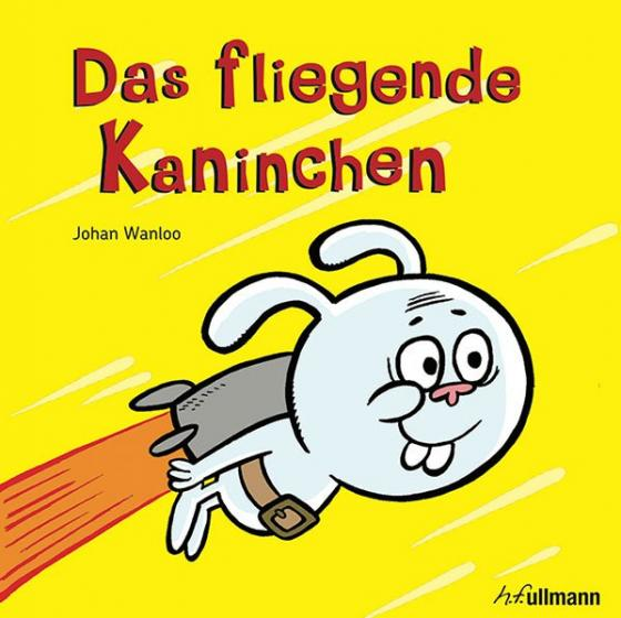 Cover-Bild Das fliegende Kaninchen (Bd.1)