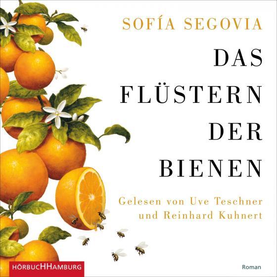 Cover-Bild Das Flüstern der Bienen