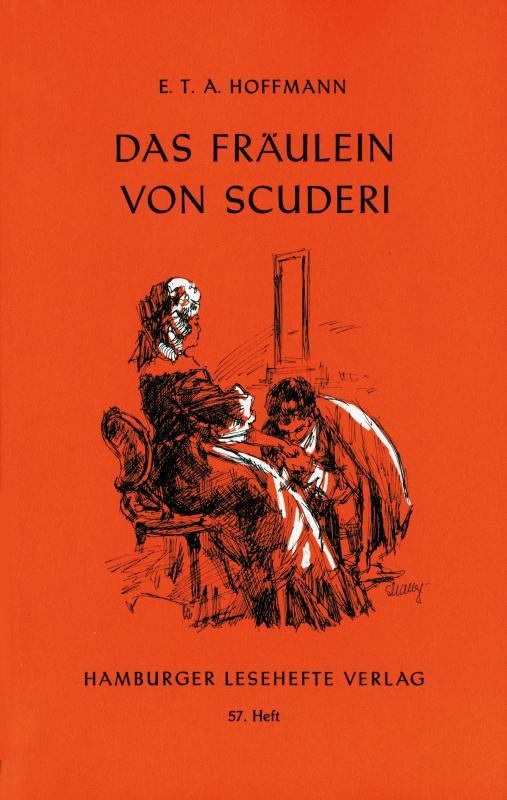 Cover-Bild Das Fräulein von Scuderi