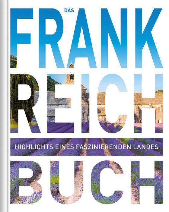 Cover-Bild Das Frankreich Buch