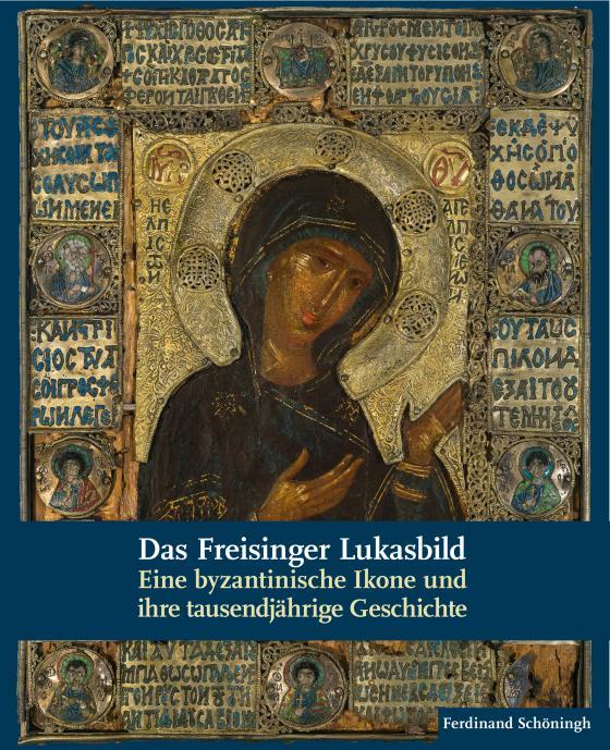 Cover-Bild Das Freisinger Lukasbild