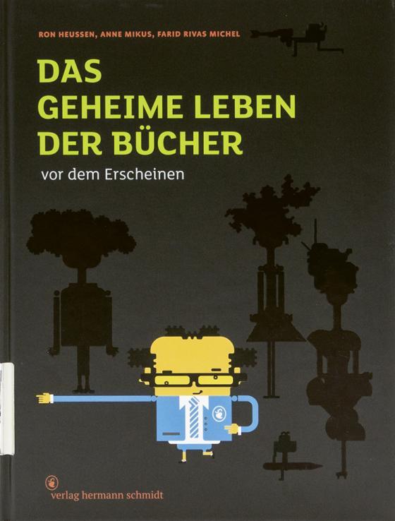 Cover-Bild Das geheime Leben der Bücher vor dem Erscheinen