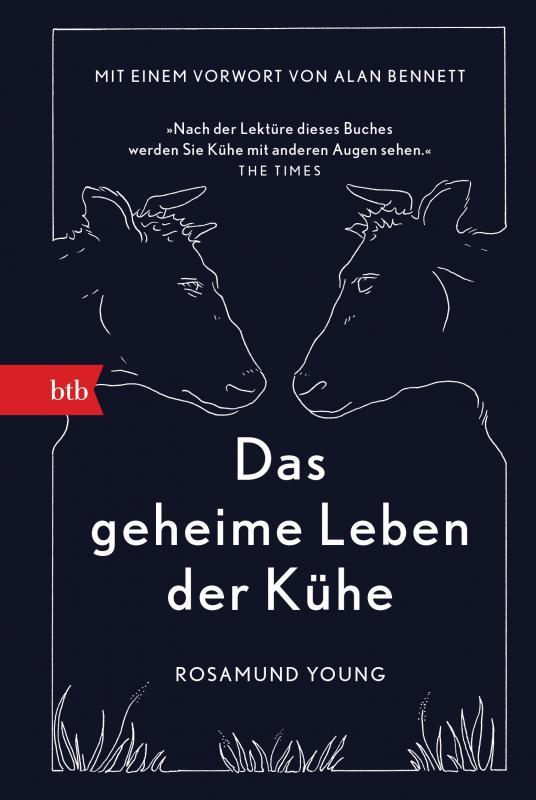 Cover-Bild Das geheime Leben der Kühe