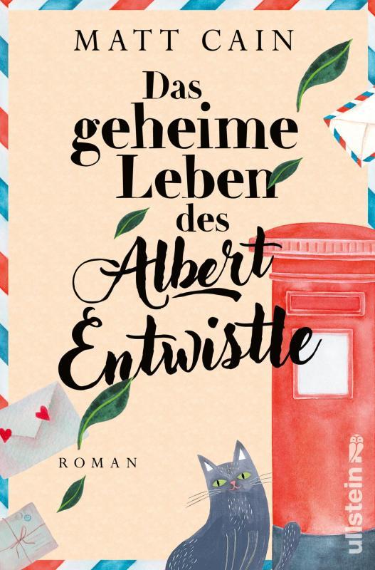 Cover-Bild Das geheime Leben des Albert Entwistle