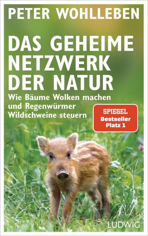 Cover-Bild Das geheime Netzwerk der Natur