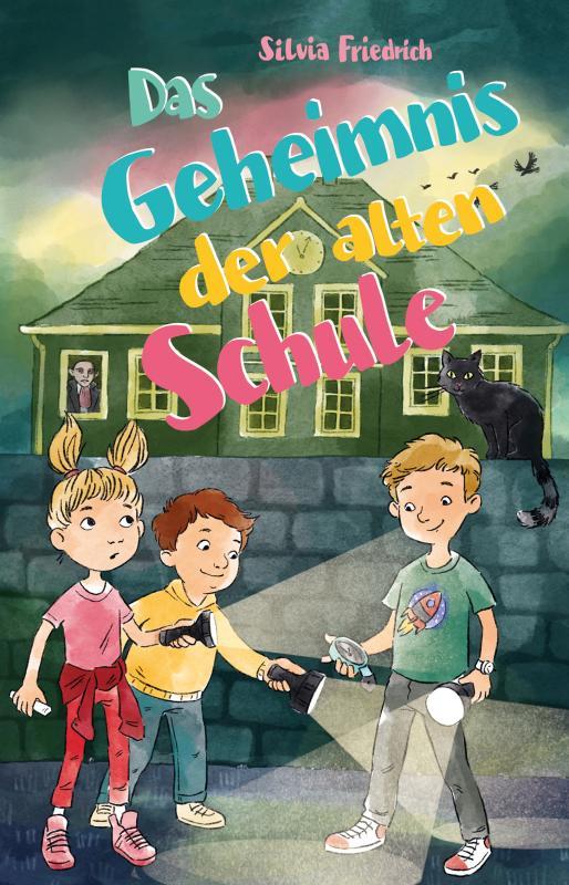 Cover-Bild Das Geheimnis der alten Schule