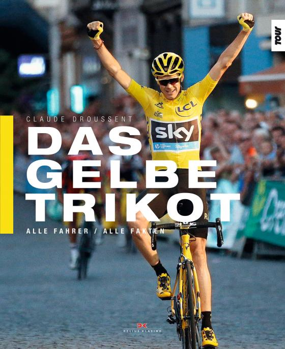Cover-Bild Das Gelbe Trikot