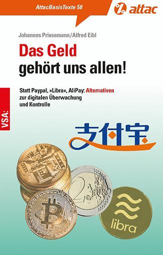 Cover-Bild Das Geld gehört uns allen!
