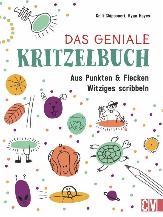 Cover-Bild Das geniale Kritzelbuch