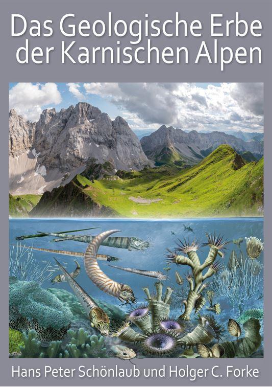 Cover-Bild Das geologische Erbe der Karnischen Alpen