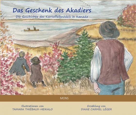 Cover-Bild Das Geschenk des Akadiers
