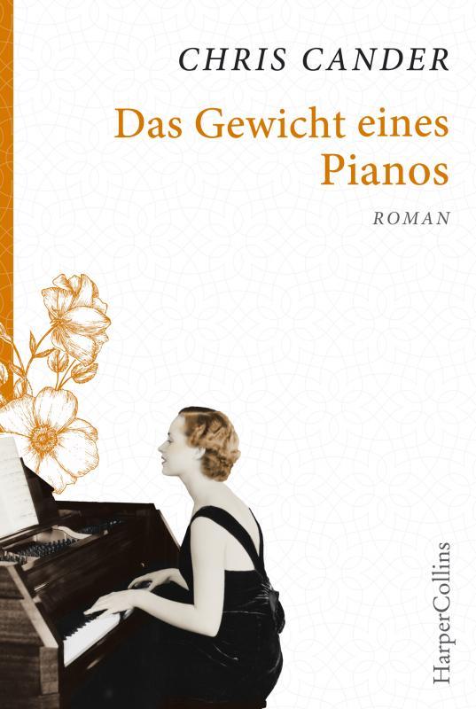Cover-Bild Das Gewicht eines Pianos