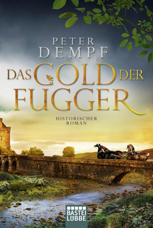 Cover-Bild Das Gold der Fugger