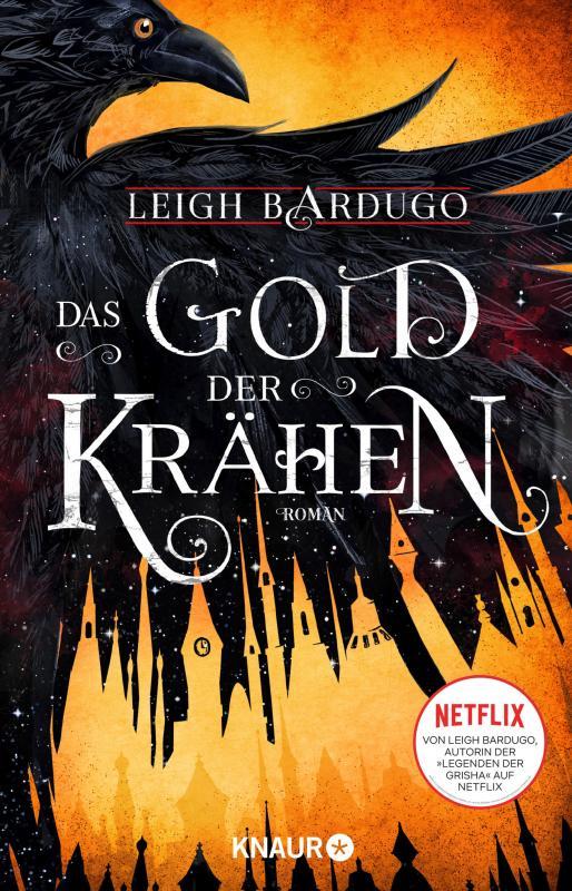 Cover-Bild Das Gold der Krähen