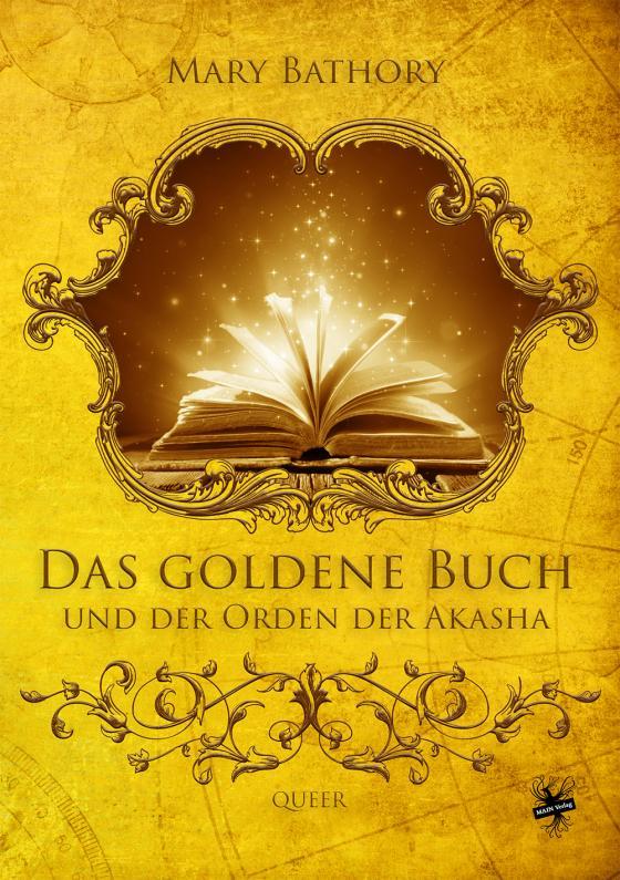 Cover-Bild Das goldene Buch und der Orden der Akasha