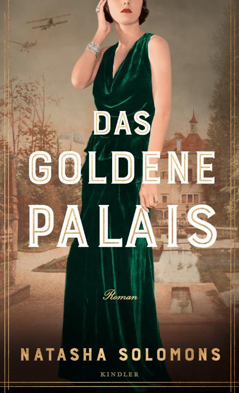 Cover-Bild Das goldene Palais