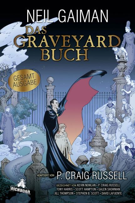 Cover-Bild Das Graveyard-Buch