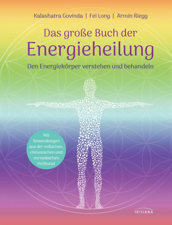 Cover-Bild Das große Buch der Energieheilung