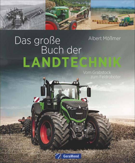 Cover-Bild Das große Buch der Landtechnik