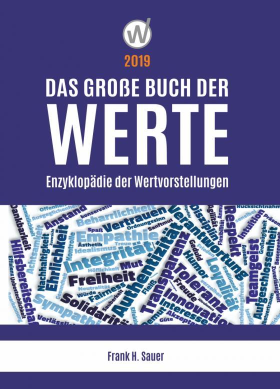 Cover-Bild Das große Buch der Werte 2019
