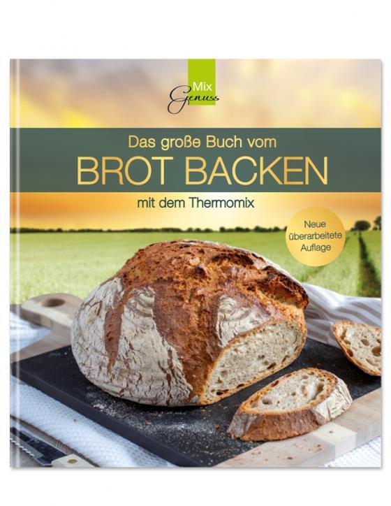 Cover-Bild Das große Buch vom BROT BACKEN