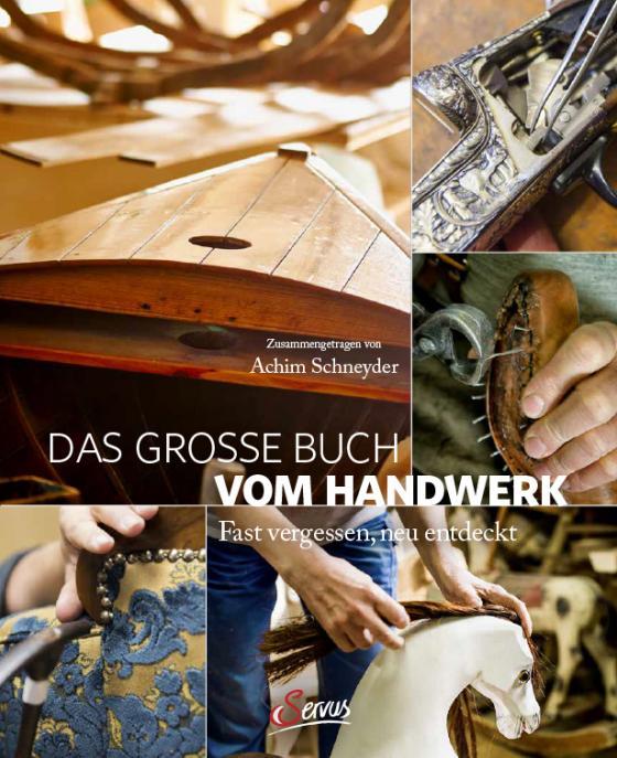 Cover-Bild Das große Buch vom Handwerk