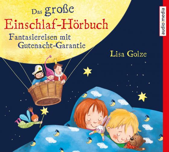Cover-Bild Das große Einschlaf-Hörbuch