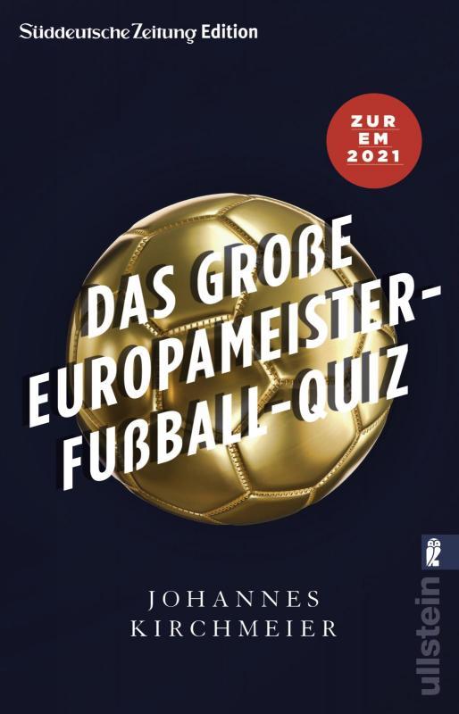 Cover-Bild Das große Europameister-Fußball-Quiz