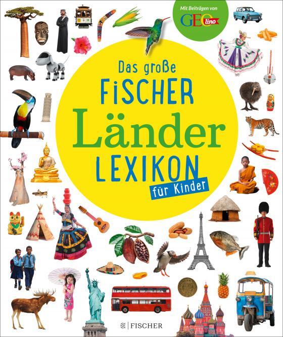 Cover-Bild Das große Fischer Länderlexikon für Kinder