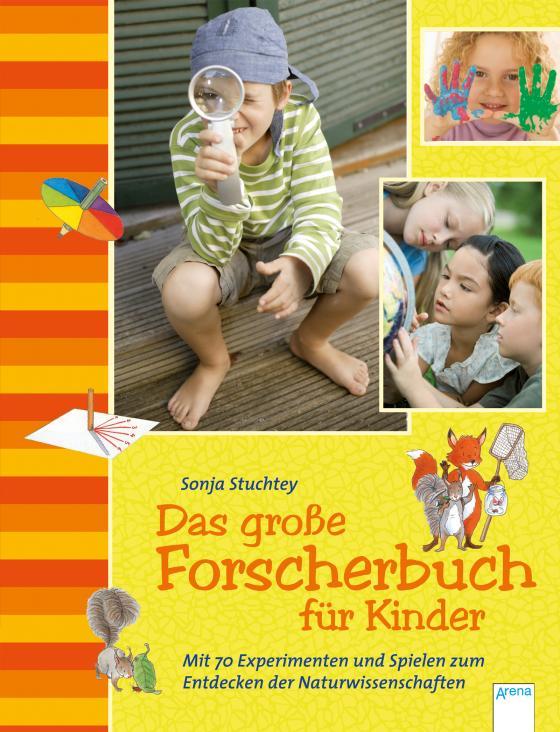 Cover-Bild Das große Forscherbuch für Kinder
