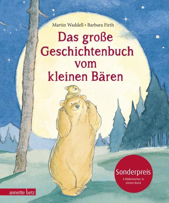 Cover-Bild Das große Geschichtenbuch vom kleinen Bären