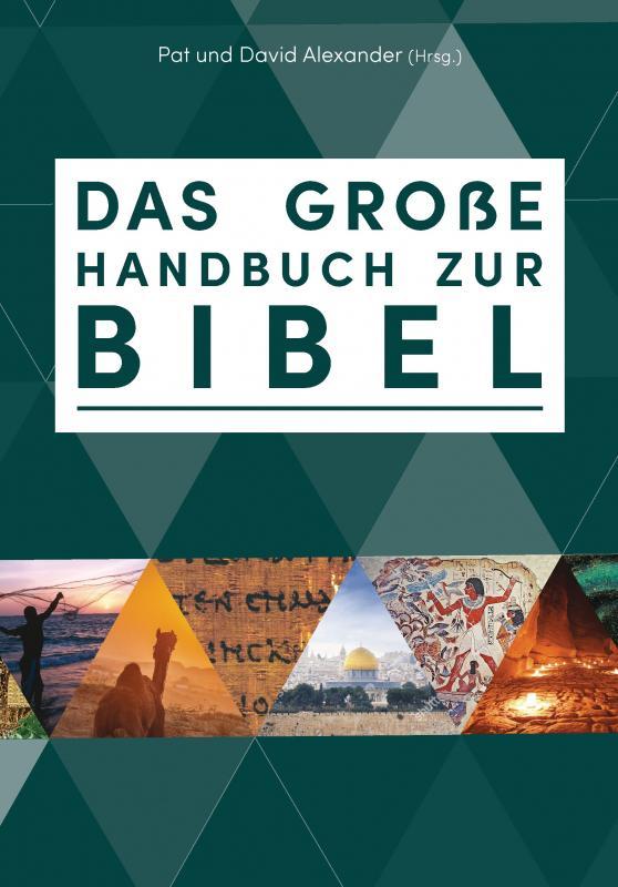 Cover-Bild Das große Handbuch zur Bibel
