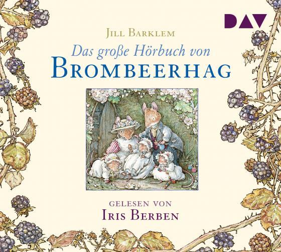 Cover-Bild Das große Hörbuch von Brombeerhag