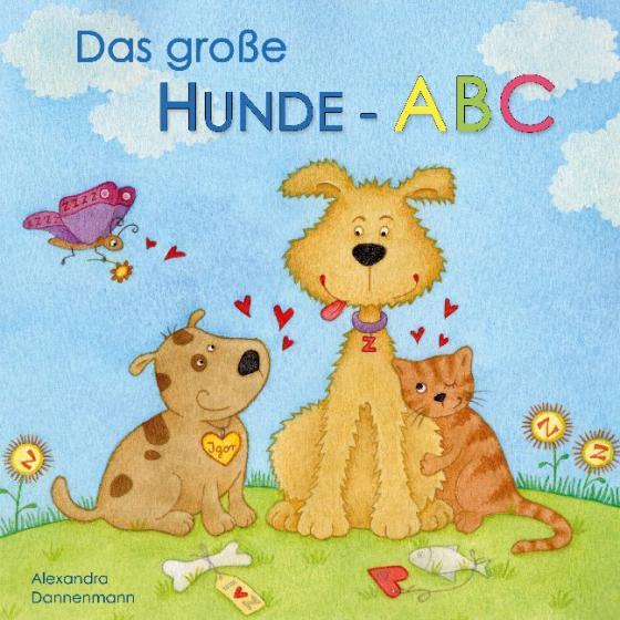 Cover-Bild Das große Hunde-ABC