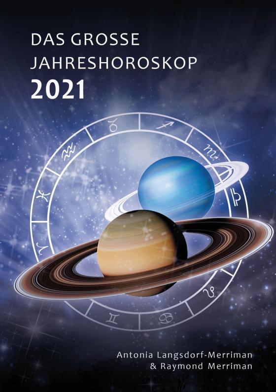 Cover-Bild Das große Jahreshoroskop 2021
