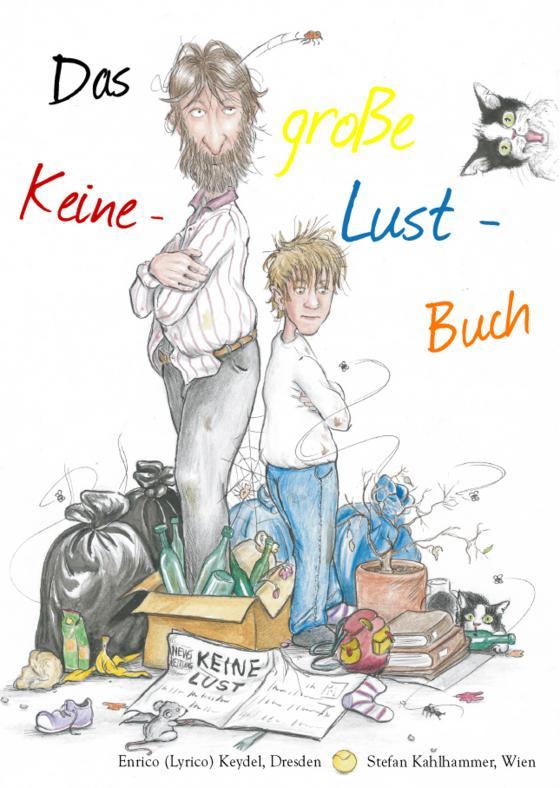Cover-Bild Das große Keine-Lust-Buch