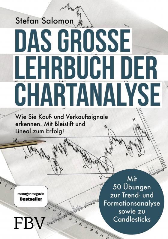 Cover-Bild Das große Lehrbuch der Chartanalyse